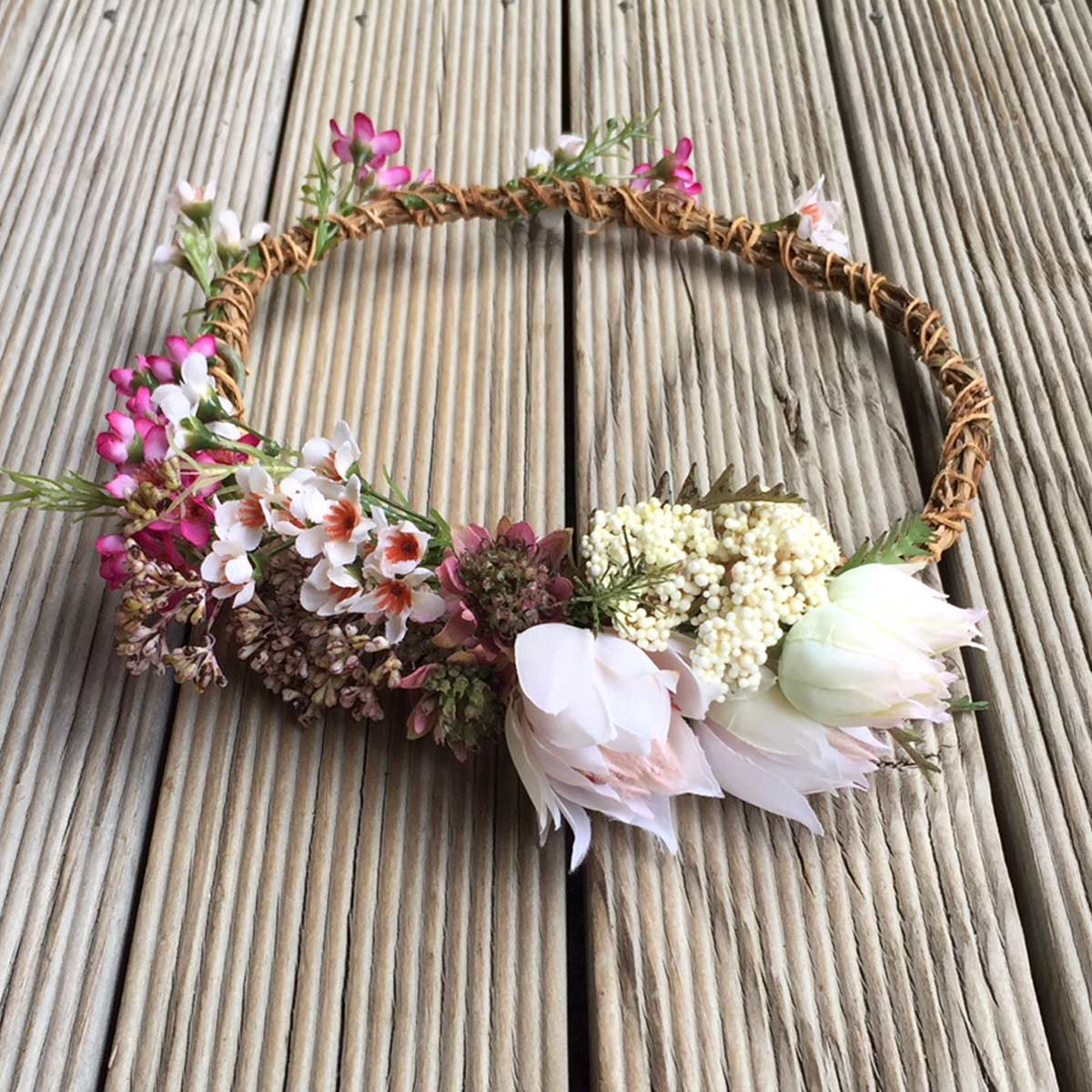 Australian Natives Flower Crown