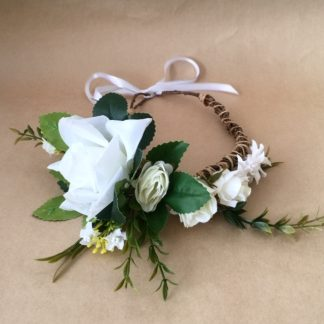 white-rose-flower-crown